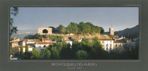 carte postale panoramique
